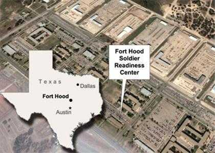 Fort  Hood soldier  read