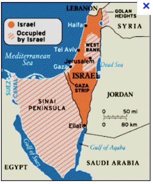 maps - syria and sinai 2