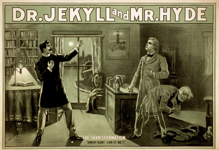 jekyll and hyde  stevenson Capture