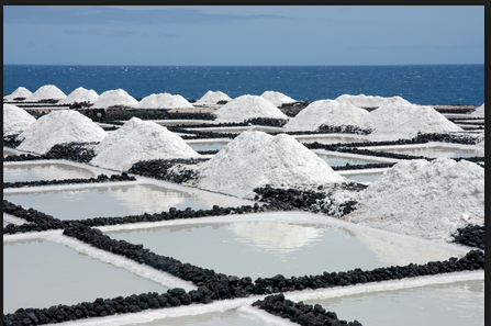 ocean salt extraction
