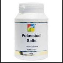 potassium cole salts